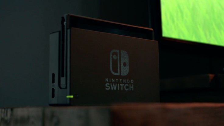 Nintendo-Switch dock
